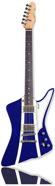 image of sandberg guitar Forty Eight Guitar in purple