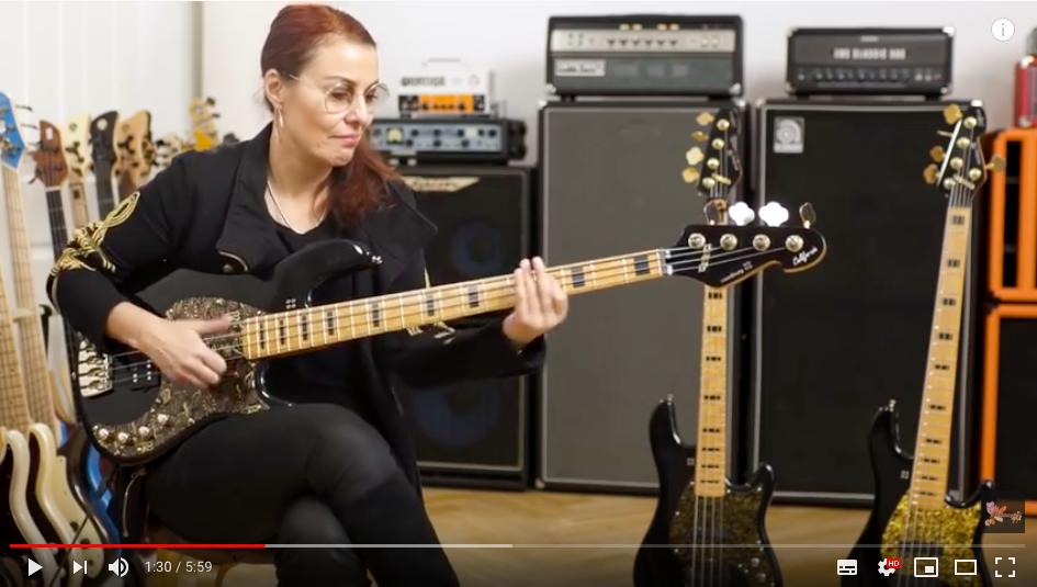 Image of Ida Nielsen Bass the world