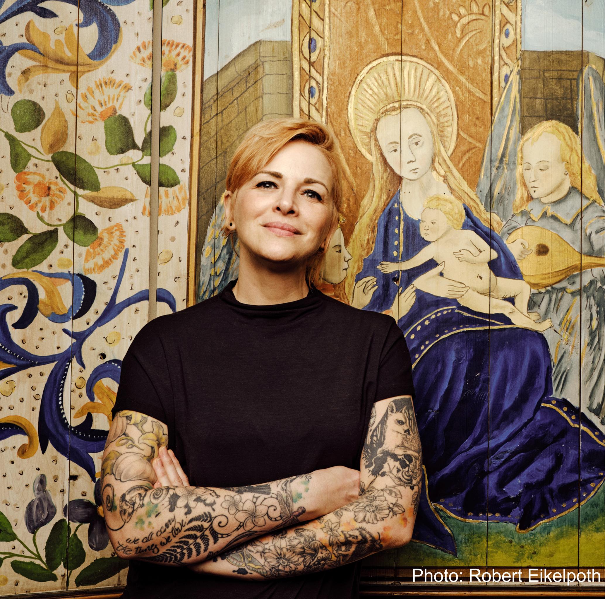Image of Ines Maybaum