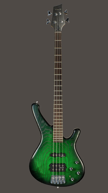 image of Sandberg bass classic TM in greenburst