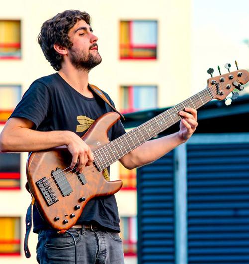 Image of Tobias Vedovelli